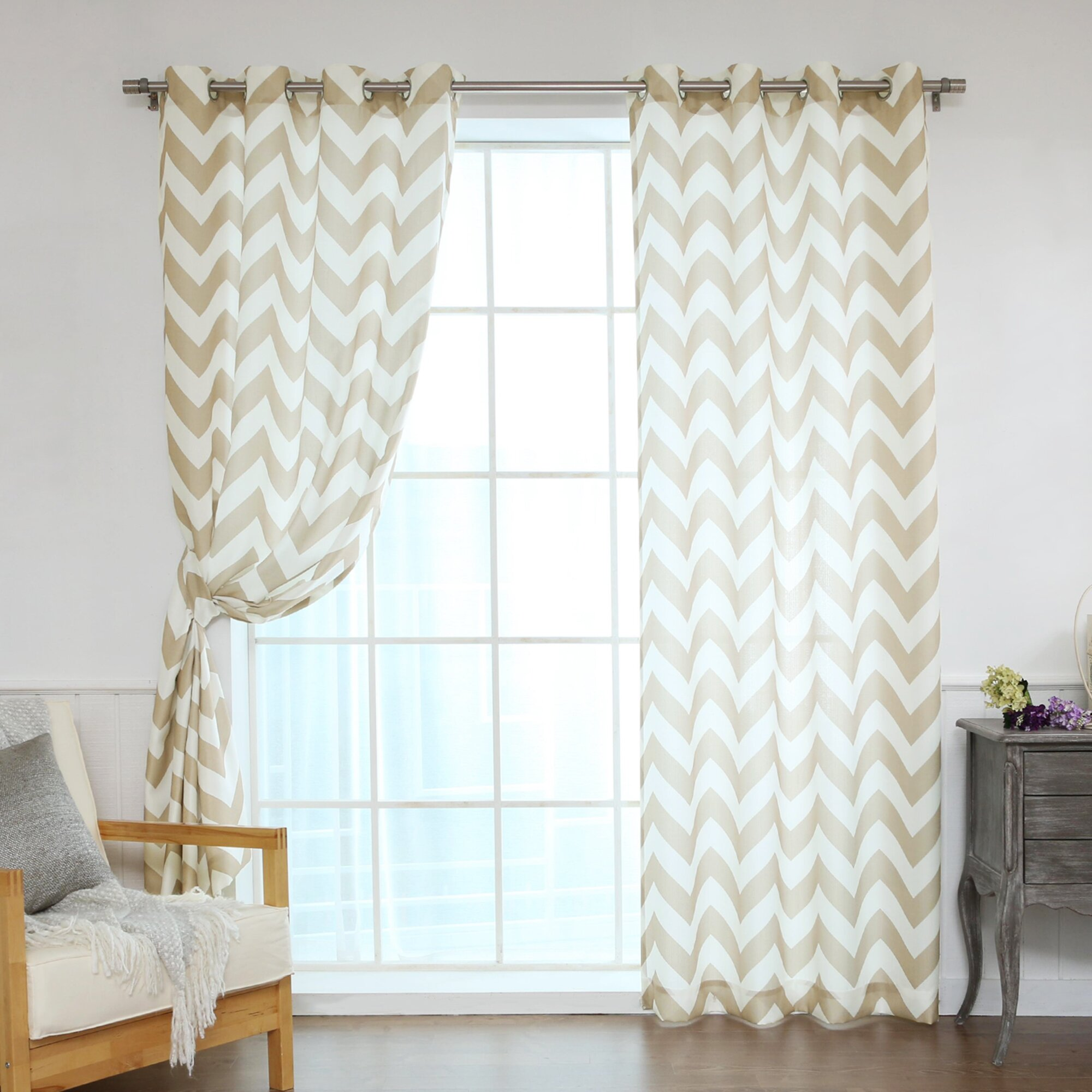 Best home fashion curtains 6