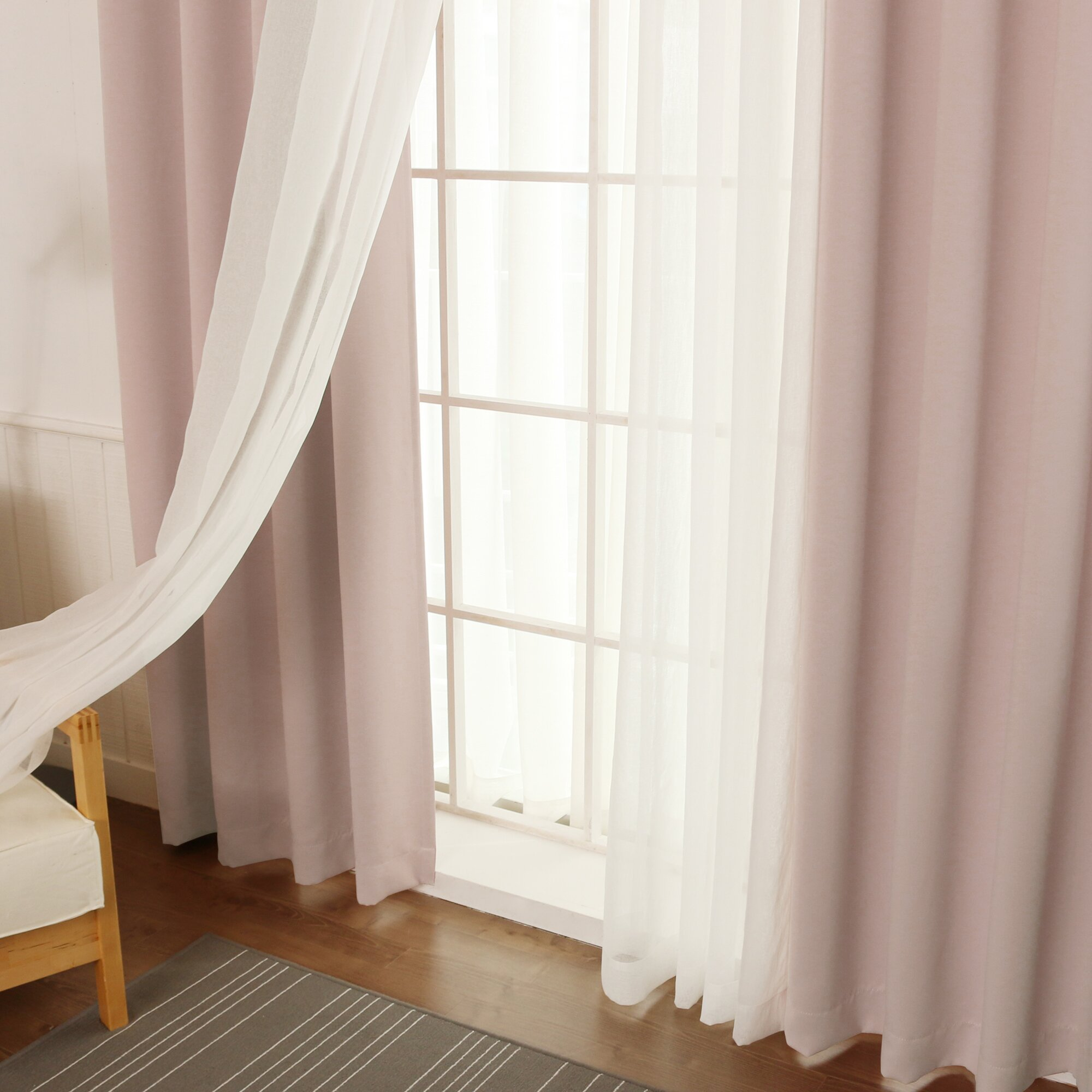 Best home fashion curtains 15