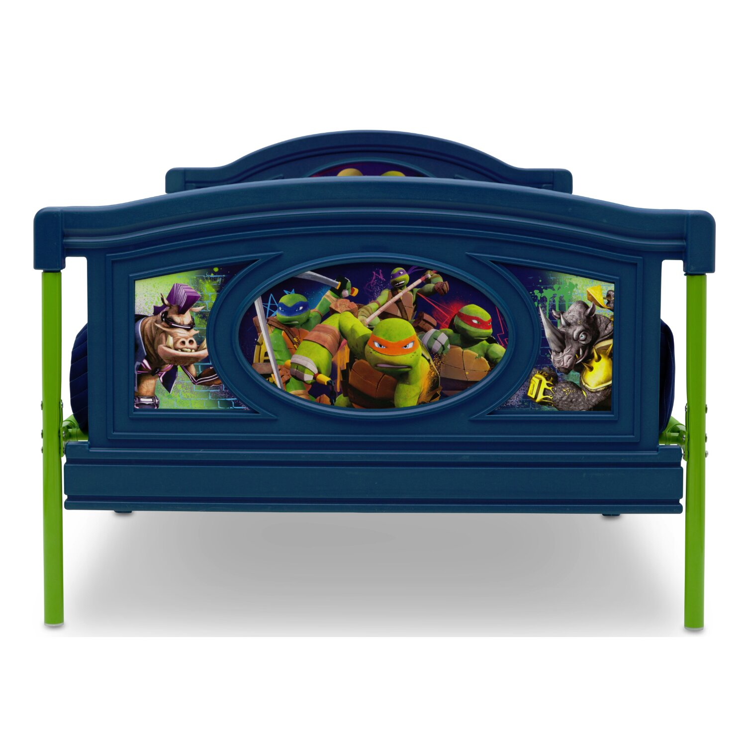 Delta Children Nickelodeon Teenage Mutant Ninja Turtles Twin Panel Bed