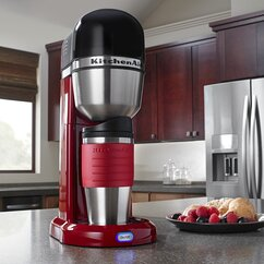 The coffeehouse allmodern for Apartment therapy coffee maker
