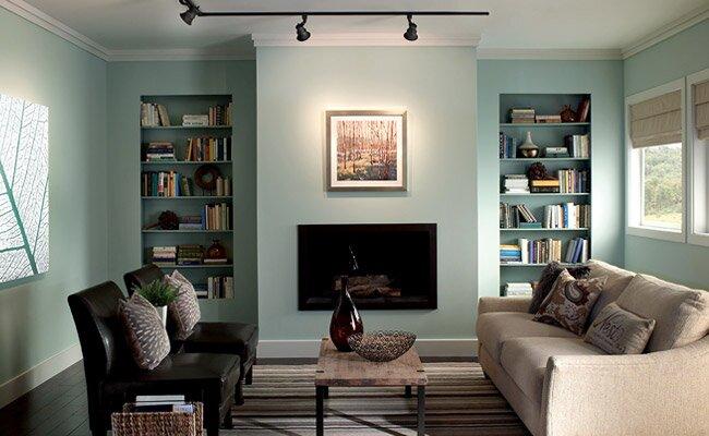 Track lighting buying guide wayfair for Track lighting for living room