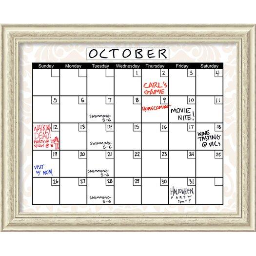 Calendar Planner Board : One allium way calendar planner dry erase board reviews
