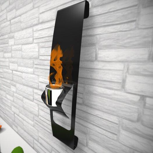 Decorpro Ark Wall Mounted Fireplace Amp Reviews Allmodern