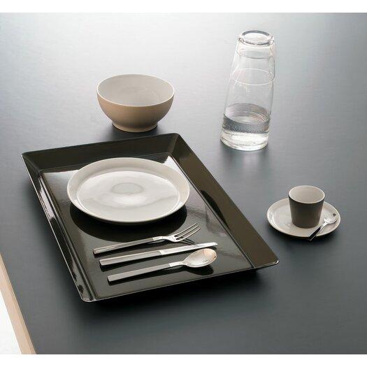 Alessi david chipperfield santiago 5 piece flatware set - Alessi dinnerware sets ...