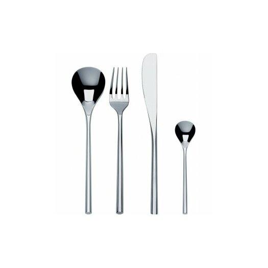 Alessi mu 24 piece cutlery set reviews allmodern - Alessi flatware sale ...