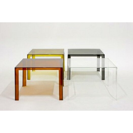 Kartell Tray Coffee Table: Kartell Invisible Coffee Table & Reviews