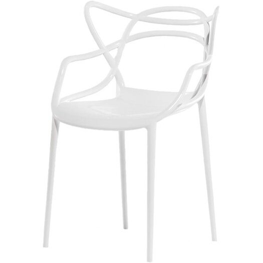 kartell masters arm chair reviews allmodern. Black Bedroom Furniture Sets. Home Design Ideas