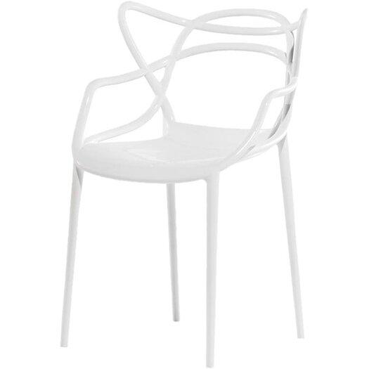 kartell masters arm chair reviews allmodern. Black Bedroom Furniture Sets. Home Design Ideas