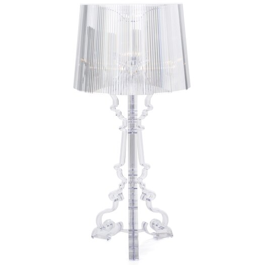 Kartell bourgie 31 table lamp reviews allmodern for Ferruccio laviani bourgie lamp