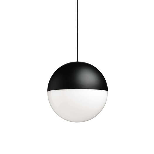 flos string 1 light pendant allmodern. Black Bedroom Furniture Sets. Home Design Ideas