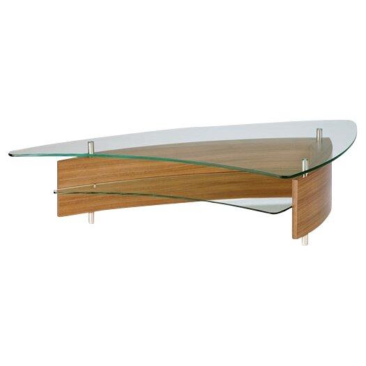 Modern Coffee Tables Usa: BDI USA Fin Coffee Table & Reviews