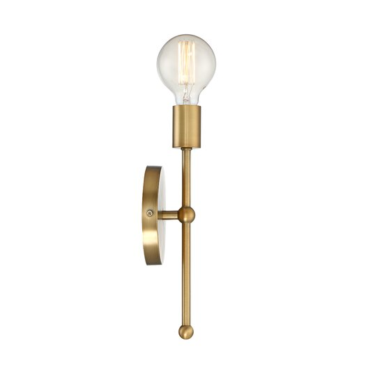 Dwellstudio klein 1 light sconce reviews allmodern - Kleine zonne lamp ...