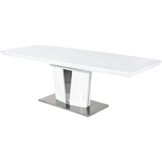 Creative Images International Extension Dining Table  : Extension Dining Table from www.allmodern.com size 525 x 525 jpeg 12kB