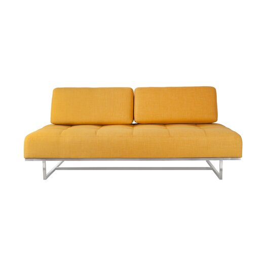 Gus modern james sleeper sofa reviews allmodern for Gus sectional sleeper sofa