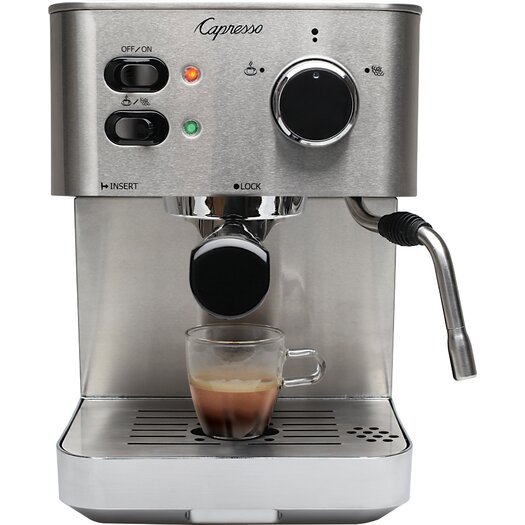 espresso and cappuccino machine reviews