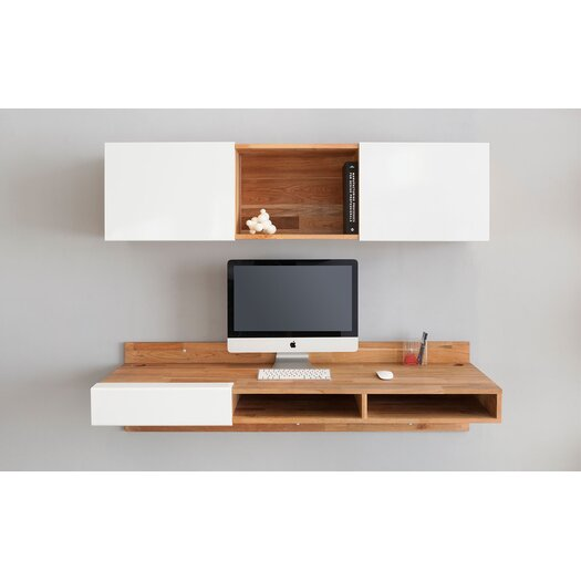 Mash Studios Laxseries Wall Mounted Desk Reviews Allmodern