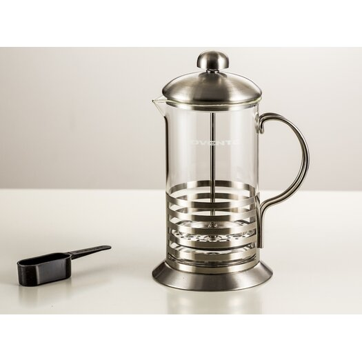 Ovente Stainless Steel French Press Coffee Maker & Reviews AllModern