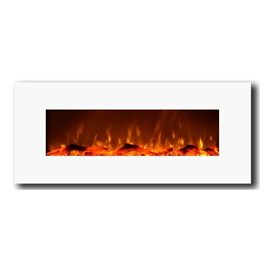 Touchstone Wall Mount Electric Fireplace Reviews Allmodern