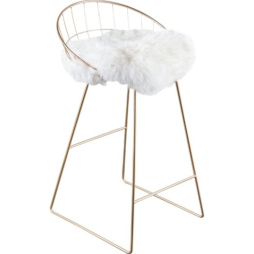 Statements By J Kylie 28 Quot Bar Stool Amp Reviews Allmodern