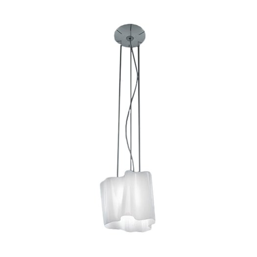artemide logico 1 light suspension single pendant