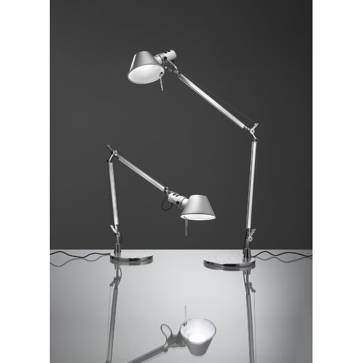 artemide tolomeo mini table lamp reviews allmodern. Black Bedroom Furniture Sets. Home Design Ideas