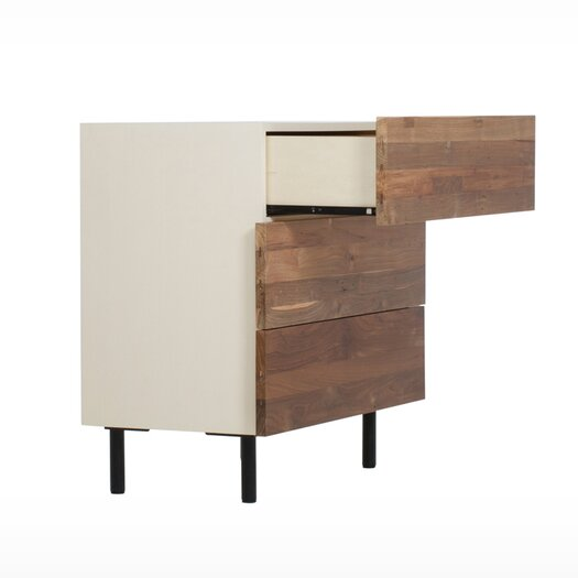 Eq3 3 Drawer Dresser Reviews Allmodern
