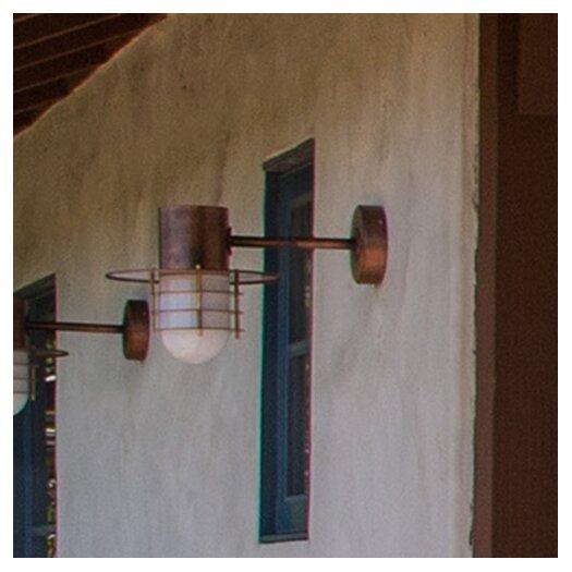 BEGA US, Inc. BOOM 1 Light Outdoor Sconce AllModern