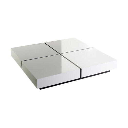 Modloft Dean Square Coffee Table Reviews Allmodern