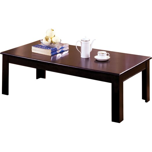 hokku designs frixe 3 piece coffee table set reviews allmodern. Black Bedroom Furniture Sets. Home Design Ideas