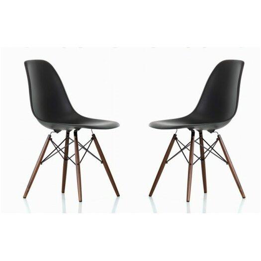 Modern Coffe Side Stool Designs : eModern Decor Shell Matte Side Chair & Reviews  AllModern