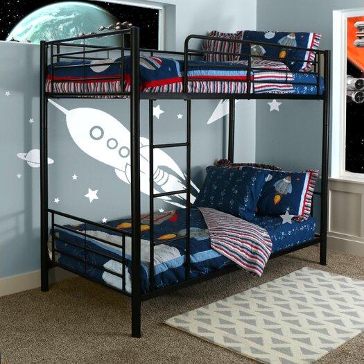 Home loft concepts brady twin bunk bed reviews allmodern for Home loft concept bunk bed