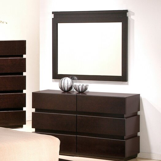 J M Furniture Knotch Nightstand Reviews Allmodern
