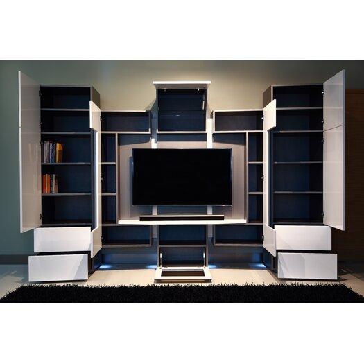 J m furniture kinno entertainment center allmodern for M furniture collin creek mall