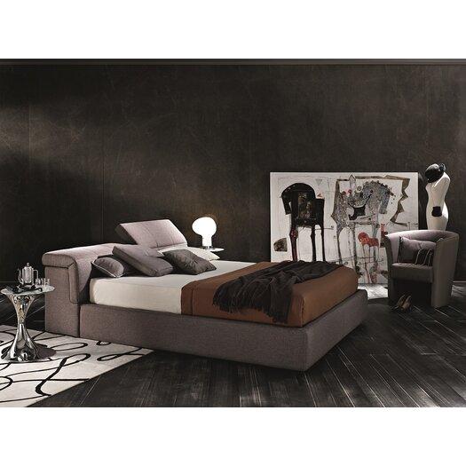 J M Furniture Upholstered Platform Bed Reviews Allmodern