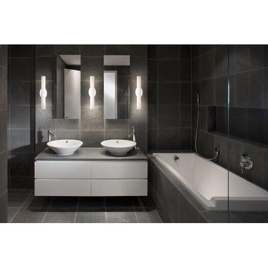 Modern Forms Loft LED 2 Light Bath Bar Reviews AllModern