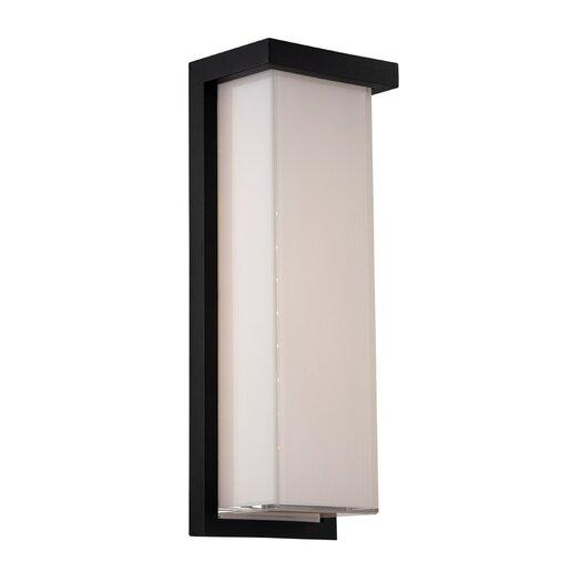 Modern Forms Ledge 1 Light Outdoor Flush Mount Amp Reviews