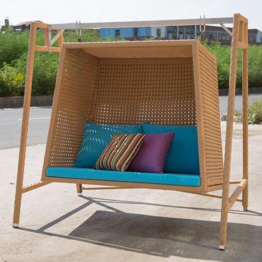 Fine Mod Imports Loveseat Porch Swing Allmodern