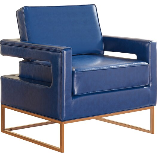 Meridian Furniture USA Amelia Club Chair