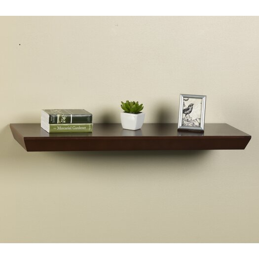 Charlton home java shelf reviews allmodern for Storage charlton