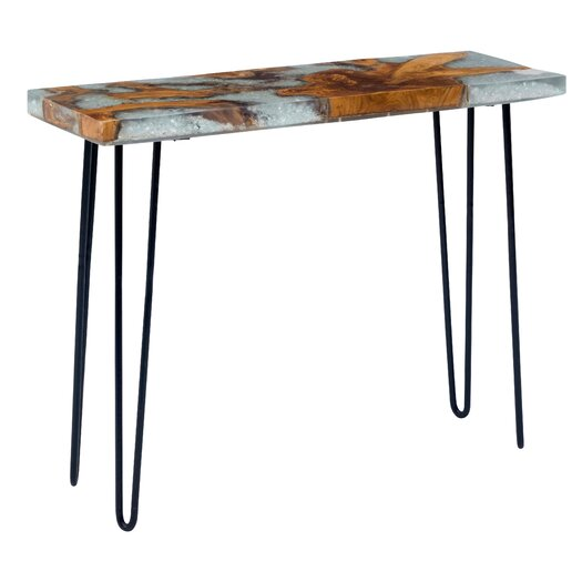 All Modern Foyer Tables : Brayden studio brockman console table reviews allmodern