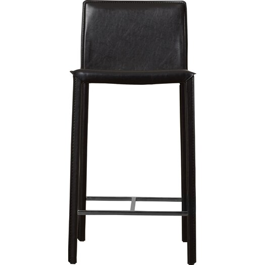 Wade Logan Gibbs 24 Quot Bar Stool Set Of 2 Amp Reviews