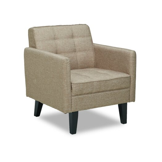 Container Accent Arm Chair & Reviews