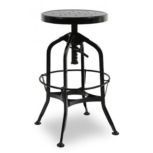 Design Lab Mn Adjustable Height Swivel Bar Stool Amp Reviews