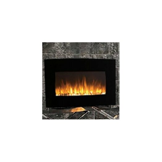 Gibson Living Soho Wall Mount Electric Fireplace Amp Reviews