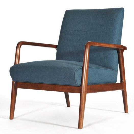 Gingko home furnishings hans armchair allmodern for All home decor furniture