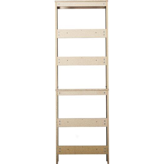sauder beginnings 5 shelf 72 etagere bookcase reviews. Black Bedroom Furniture Sets. Home Design Ideas