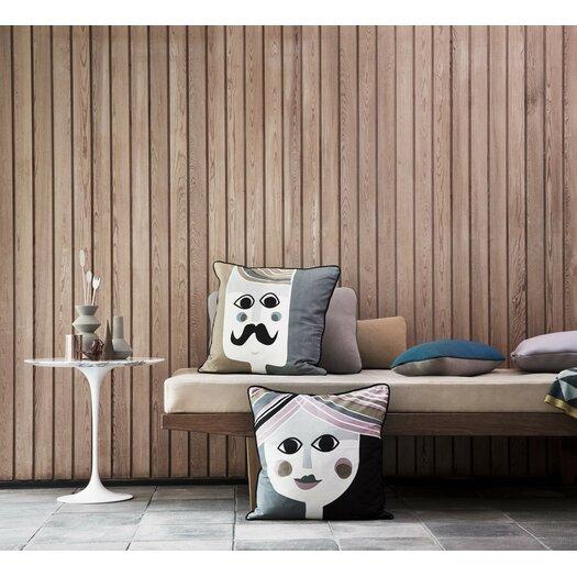 ferm living mrs throw pillow reviews allmodern. Black Bedroom Furniture Sets. Home Design Ideas