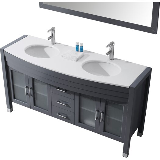 Comfortable Kitchen Bath And Beyond Tampa Thick Decorative Bathroom Tile Board Clean Bathroom Suppliers London Ontario Good Paint For Bathroom Ceiling Young Bathroom Vanities Toronto Canada ColouredReviews Best Bathroom Faucets Virtu Ava 63\u0026quot; Double Bathroom Vanity Set With Mirror \u0026amp; Reviews ..