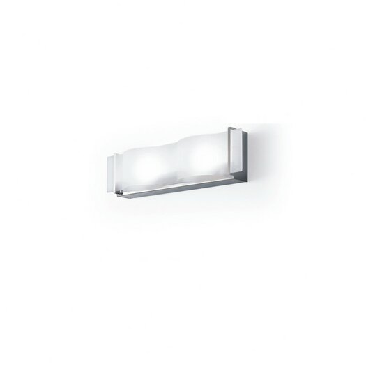 Vanity Lights Cyber Monday : Zaneen Lighting Internos 2 light Bath Bar AllModern