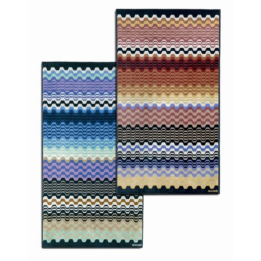 Missoni Stan Hand Towel: Missoni Home Lara 2 Piece Towel Set & Reviews